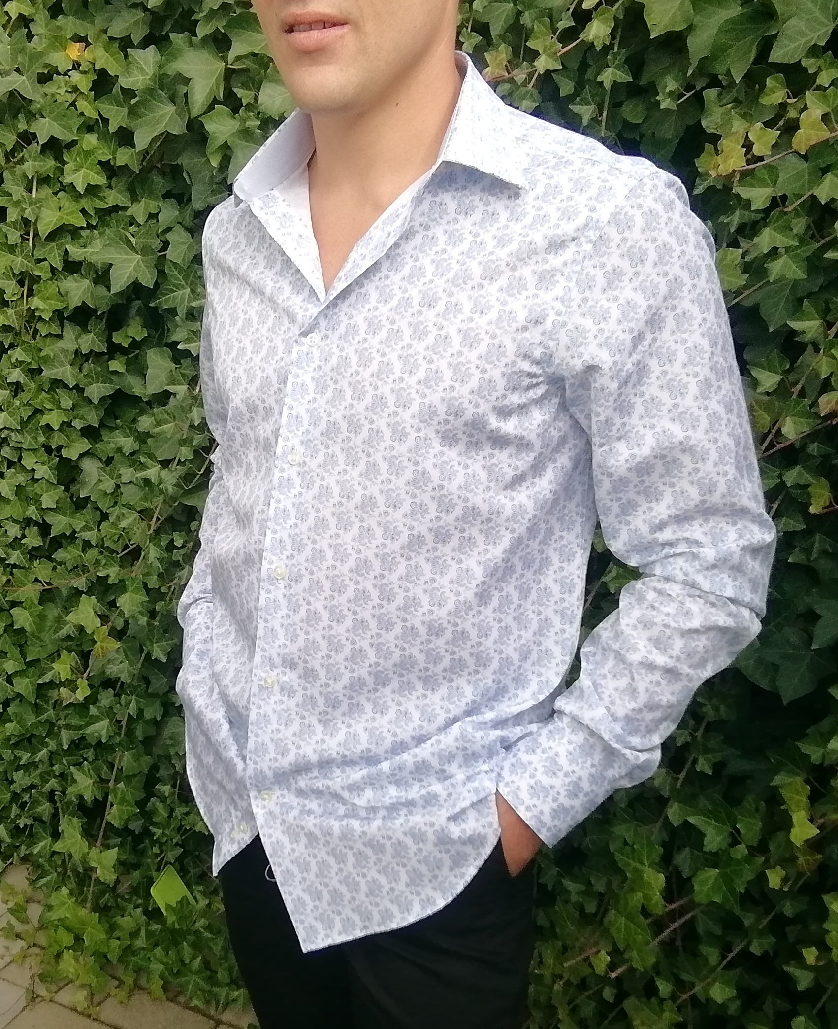 chianti chemise homme geneve lineatua